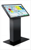 interactief touchscreen